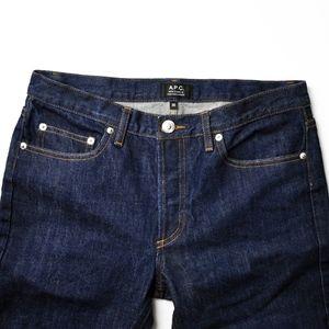 A.P.C. New Cure H Men's Denim Size 30